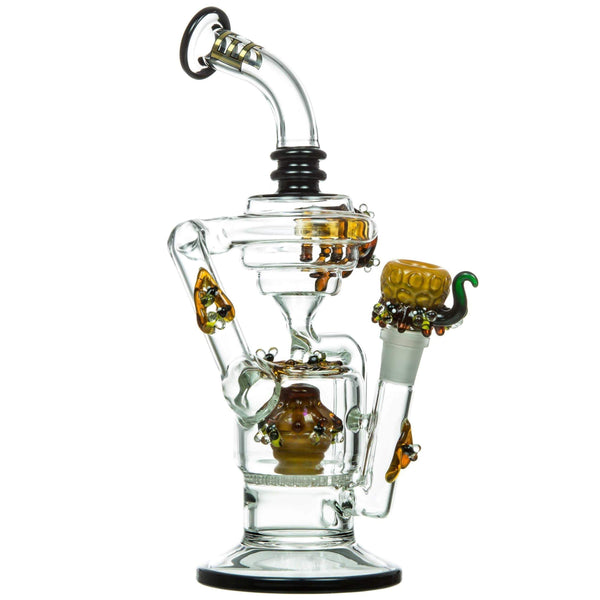 Empire Glassworks Beehive Recycler Water Pipe | The710Source.com