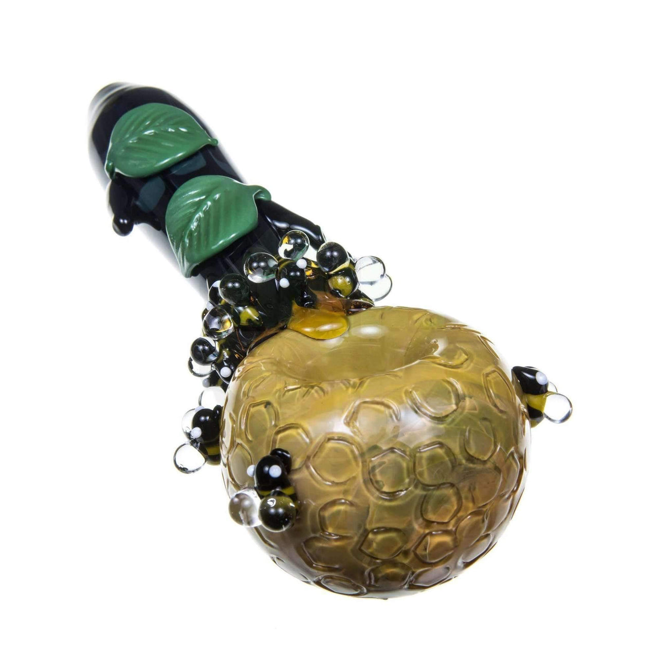 Empire Glassworks Beehive Themed Mini Spoon Pipe | The710Source.com