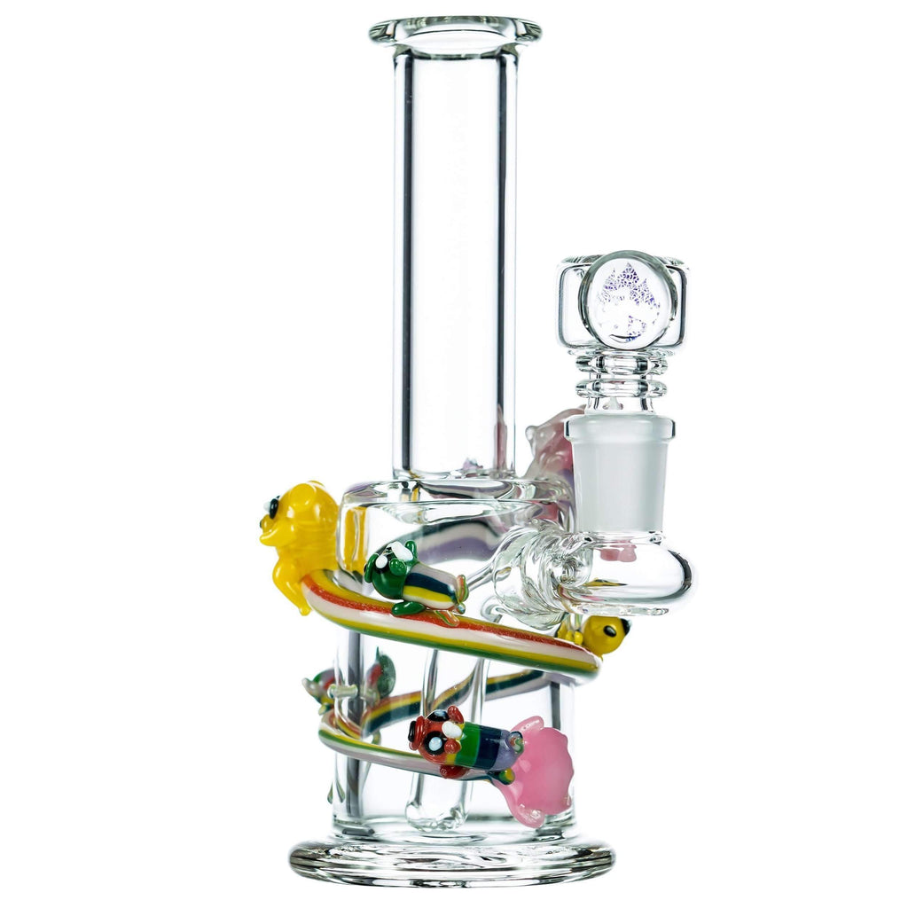 Empire Glassworks Land of Ooo Mini Bong | The710Source.com
