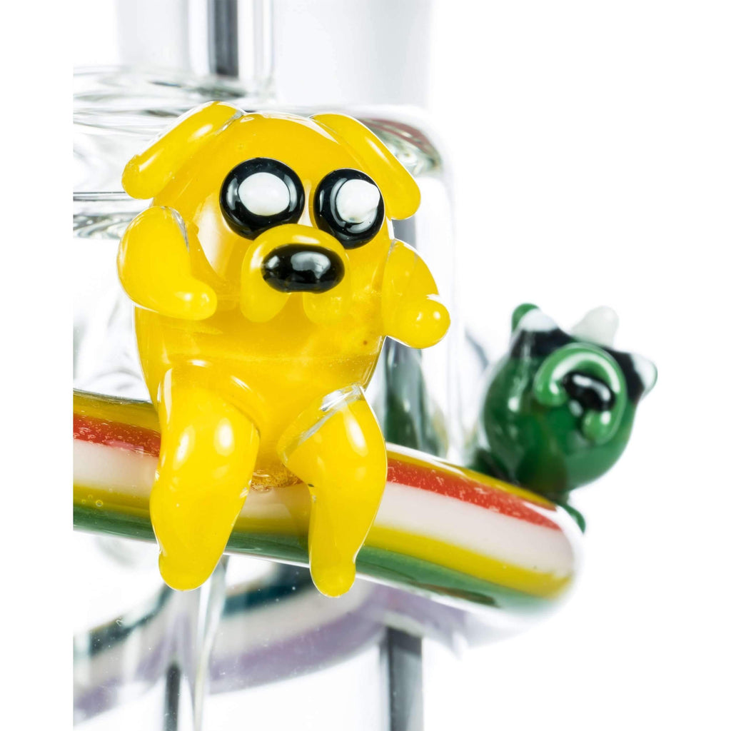 Empire Glassworks Land of Ooo Themed Mini Bong | The710Source.com