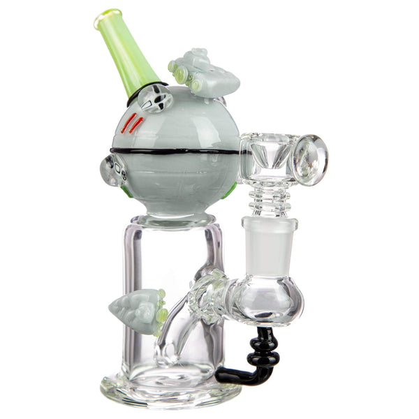 Empire Glassworks Mini Space Star Themed Bong | The710Source.com