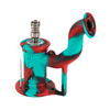 Eyce Rig II Silicone Dab Rig - Coral Snake | The710Source.com