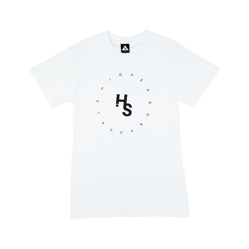 Higher Standards Circle Logo T-Shirt | The710Source.com