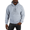 Higher Standards Triangle Hoodie Male Model Front - Grey | The710Source.com
