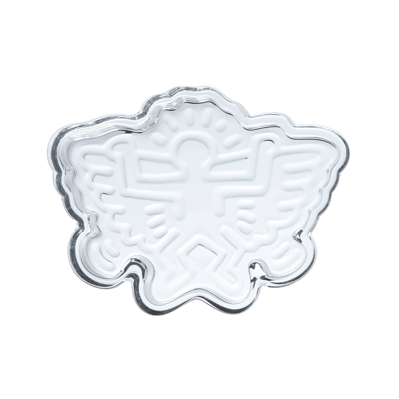 K.Haring Angel Catchall Ashtray | The710Source.com