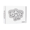 K.Haring Glass BatMan Catchall Ashtray | The710Source.com