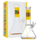 K.Haring Glass Water Pipe Package - Yellow | The710Source.com