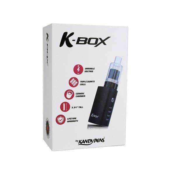 KandyPens K-Box Vaporizer Package | The710Source.com