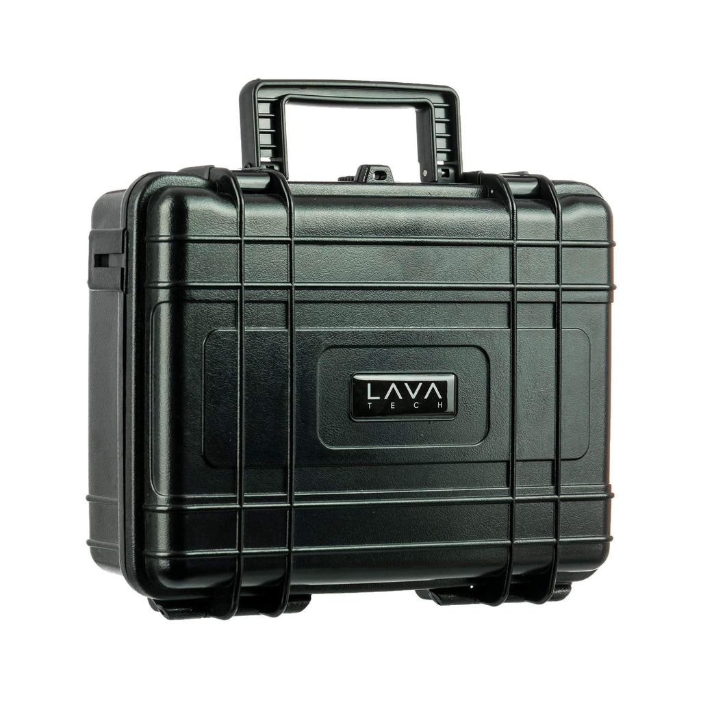 "LavaTech ""High Flyer"" Hard Case E-Nail Kit - Black 