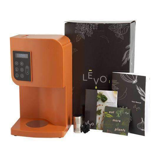LEVO I Oil Infuser Decarboxylator | The710Source.com