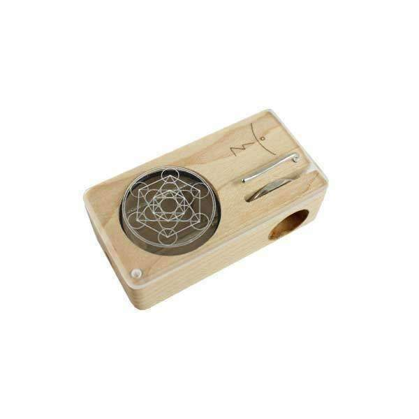 Magic Flight Launch Box Vaporizer - Metatron's Cube | The710Source.com