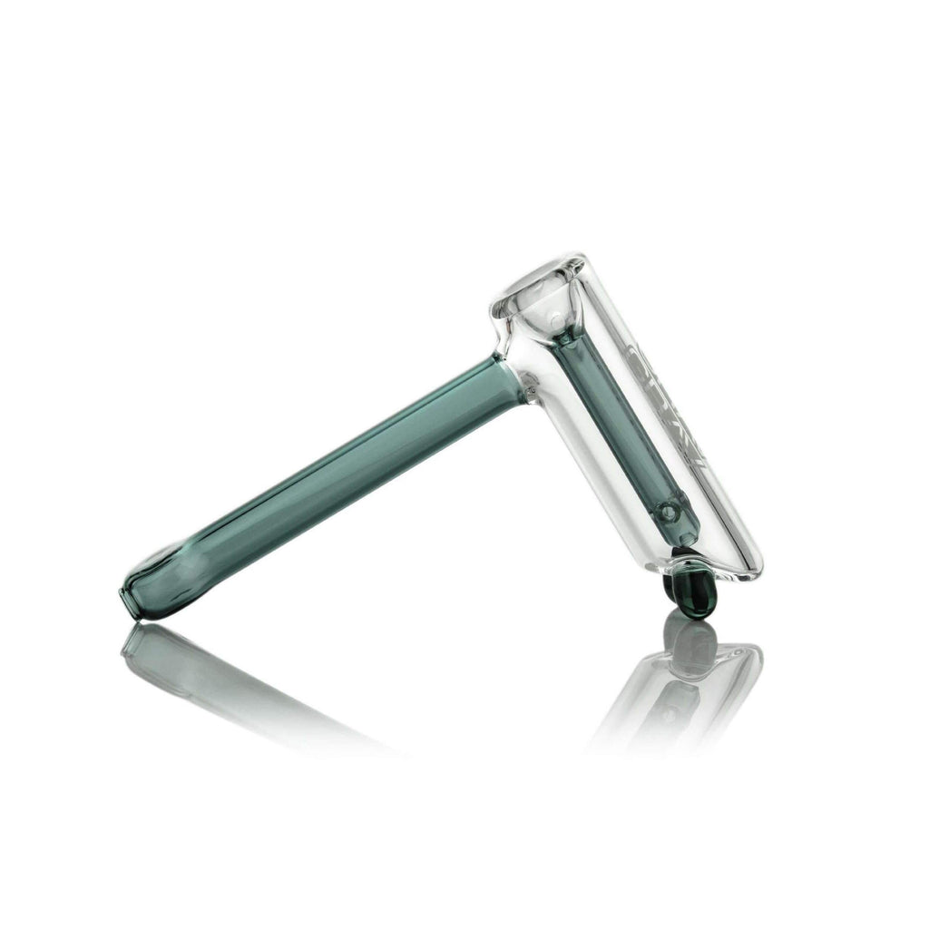 Grav Labs Mini Hammer Style Glass Bubbler Hand Pipe | The710Source.com