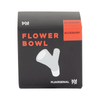 MJ Arsenal Glass Flower Bowl - Package | The710Source.com