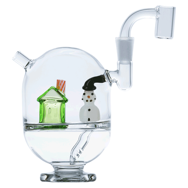 MJ Arsenal Hotbox Cabin Mini Rig | The710Source.com