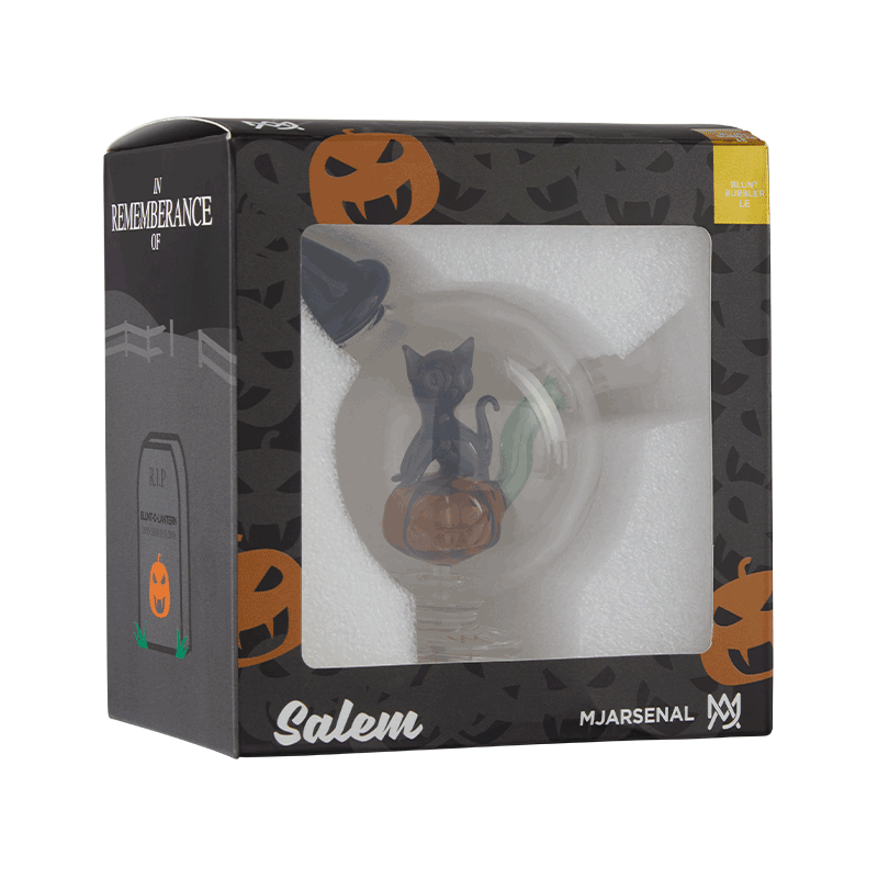 MJ Arsenal Salem Bubbler Package | The710Source.com