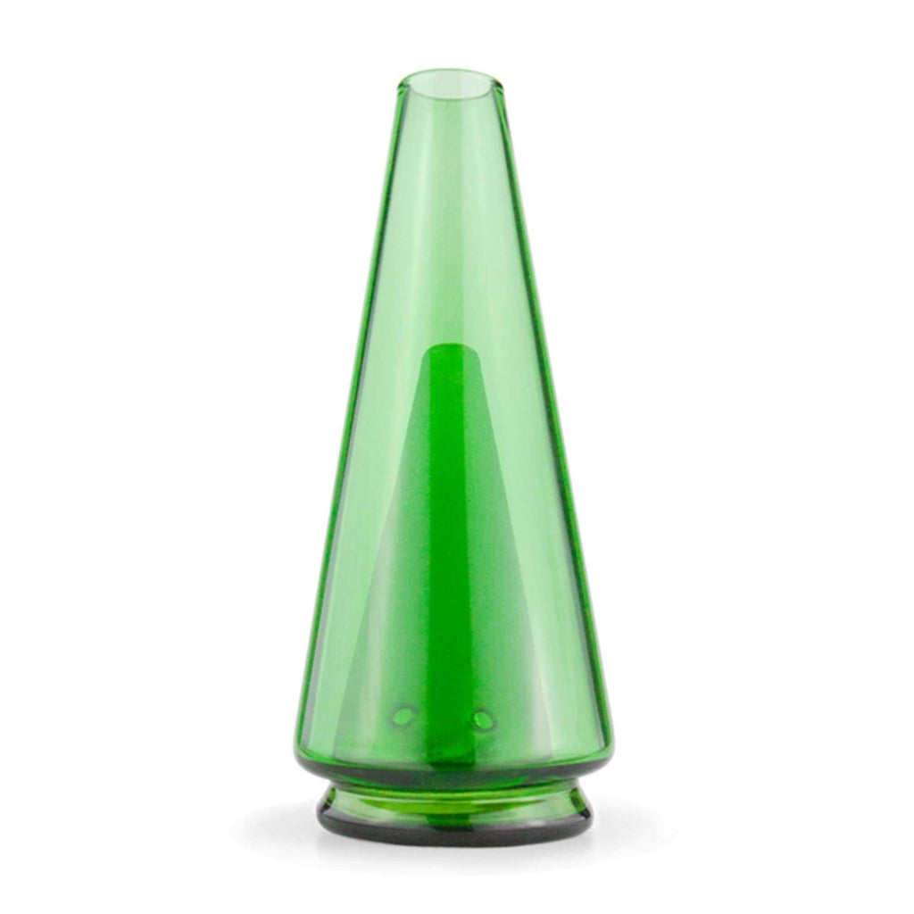 PuffCo Peak Colored Glass Attachment - Green | The710Source.com