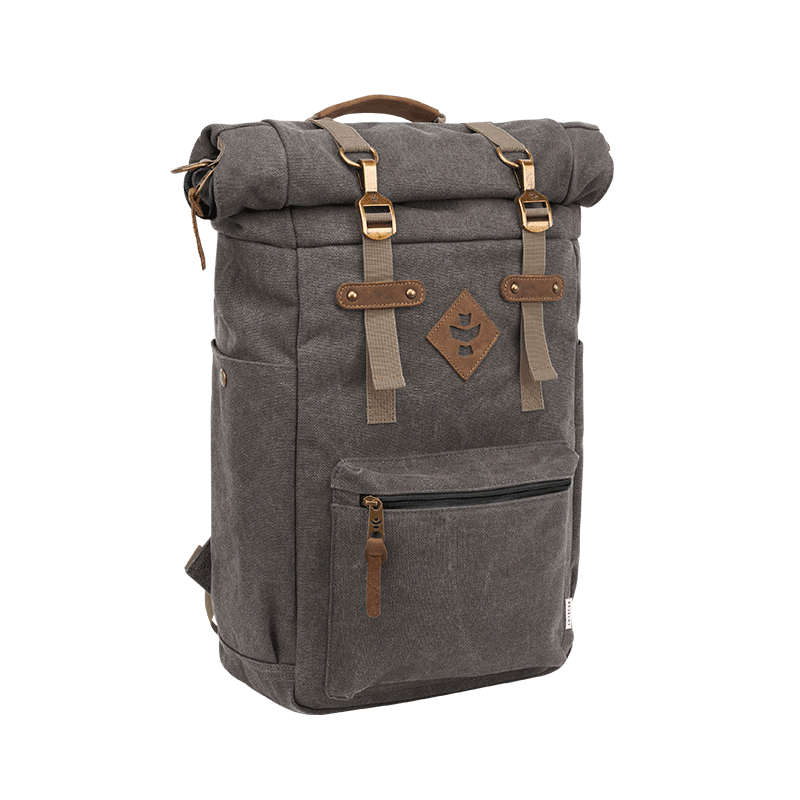Revelry Drifter Smell Proof Backpack - Ash | The710Source.com