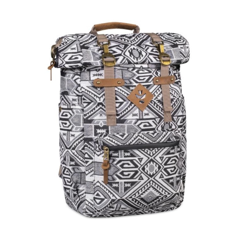 Revelry Drifter Smell Proof Backpack - Aztec | The710Source.com