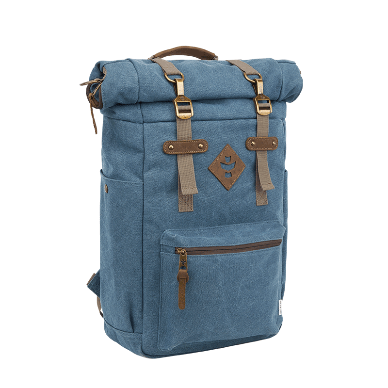 Revelry Drifter Smell Proof Backpack - Marine | The710Source.com