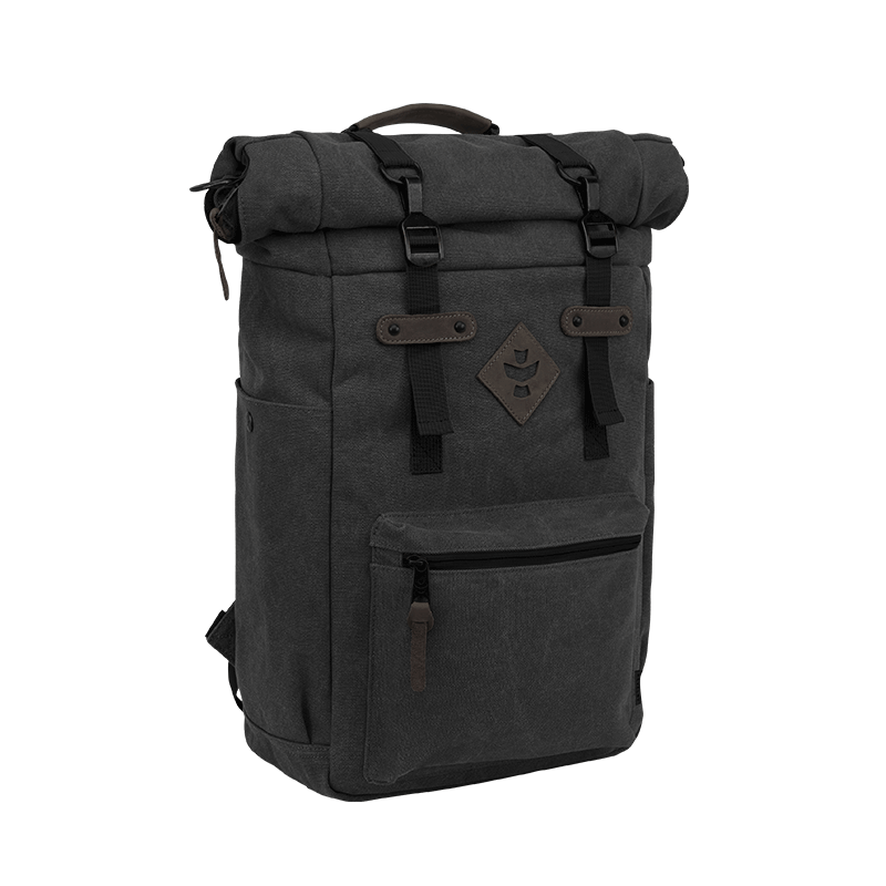 Revelry Drifter Smell Proof Backpack - Smoke | The710Source.com