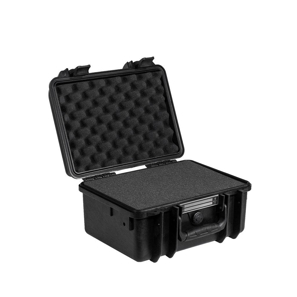 Revelry Supply Scout 13 Smell Proof Hard Case - Black | The710Source.com
