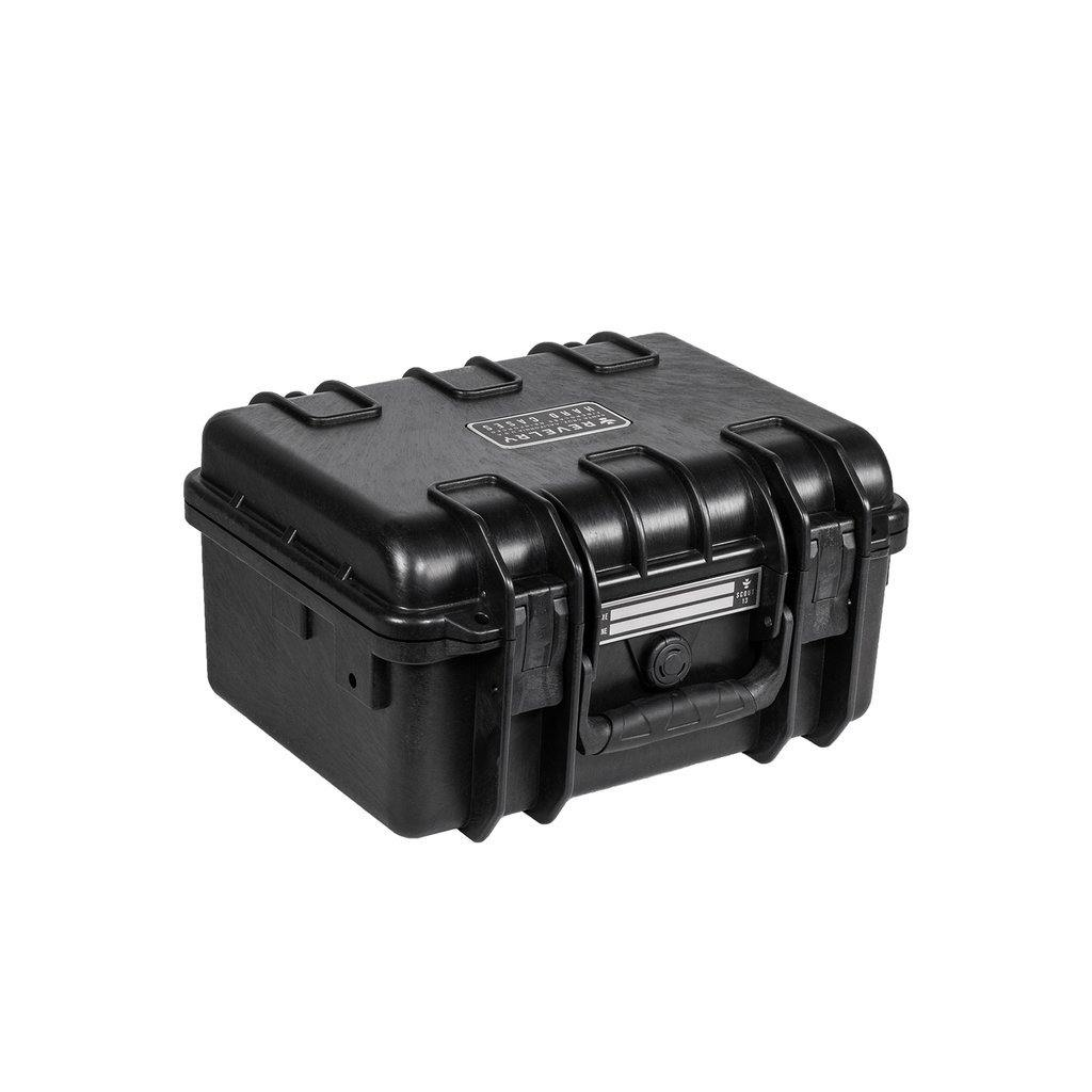 Revelry Supply Scout 13 Smell Proof Vape Case - Black | The710Source.com