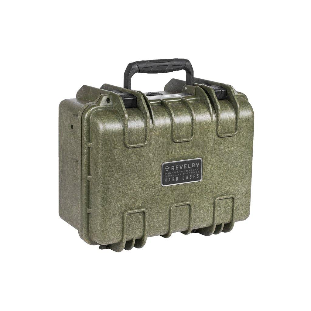 Revelry Supply Scout 13 Hard Case - Green | The710Source.com