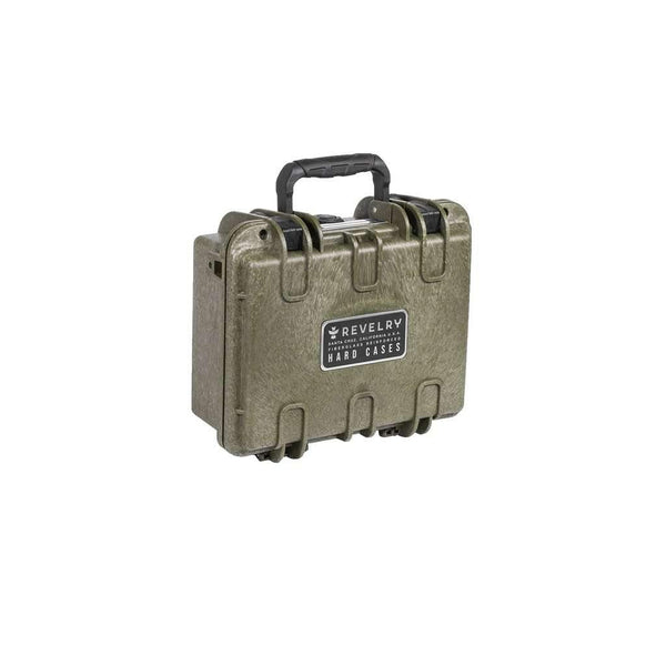 Revelry Supply Scout 8.5 Hard Case - Green | The710Source.com