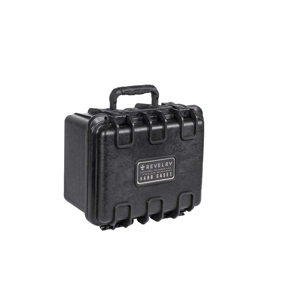 Revelry Supply Scout 9.5 Hard Case - Black | The710Source.com