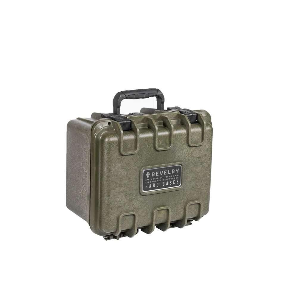Revelry Supply Scout 9.5 Hard Case - Green | The710Source.com