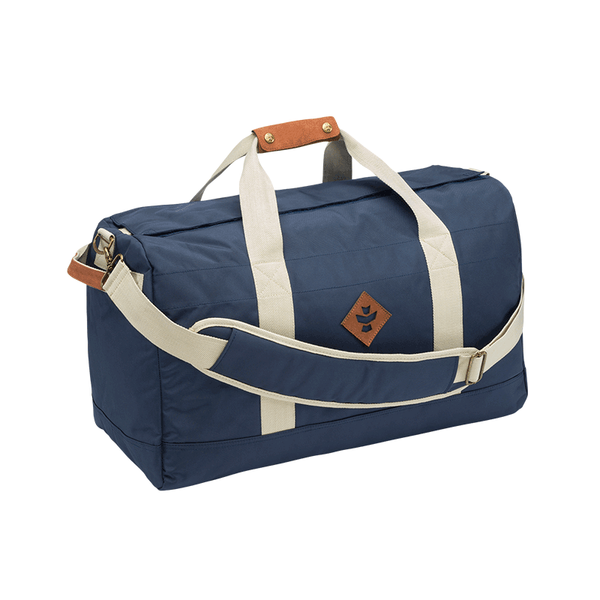 Revelry Around Towner Anti-Odor Duffle Bag - Navy | The710Source.com
