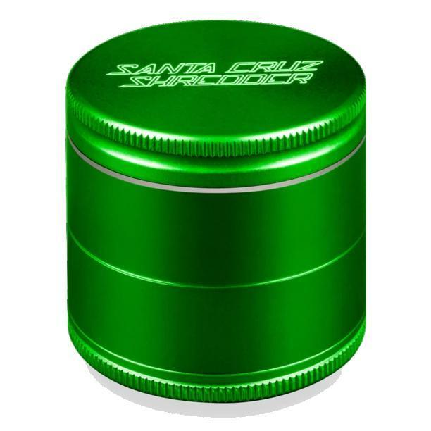Santa Cruz Shredder Medium Herb Grinder - Green | The710Source.com