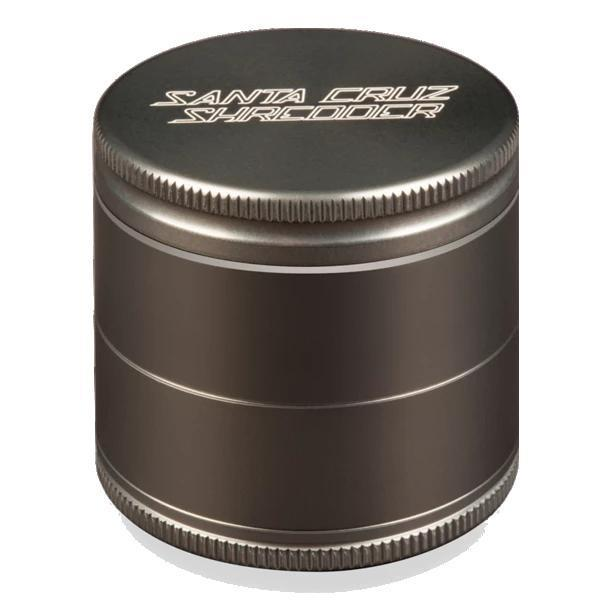 Santa Cruz Shredder Medium Herb Grinder - Gray | The710Source.com