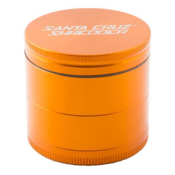 Santa Cruz Shredder Medium Herb Grinder - Orange | The710Source.com