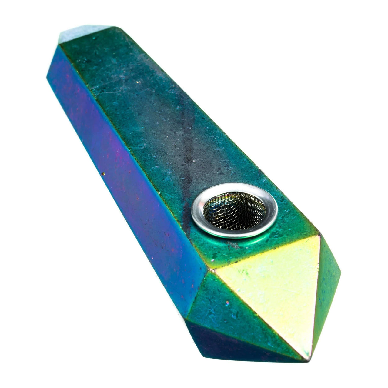 Titanium Quartz Stone Pipe | The710Source.com