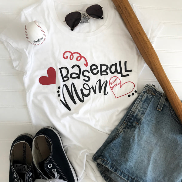 Baseball Mom Shirt,Proud Baseball Mom Shirt,Shirt,Baseball Shirt,Baseball Gift