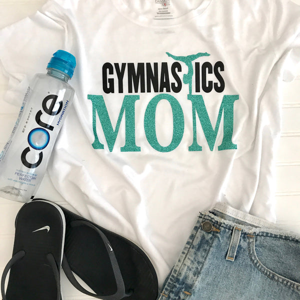 Gymnastics Mom Shirt,Mom Shirt,Gymnastics Shirt,Custom Shirt,Gymnastics,Team Shirt,Coach Gift