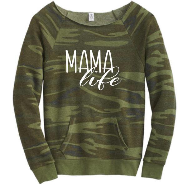 Mama Life Sweatshirt, Cute Mom Sweatshirt, New Mom Gift, Mother's Day Gift, New Mom Shirt, Funny Mom Shirt, Mom Christmas Gift, Mom T Shirt