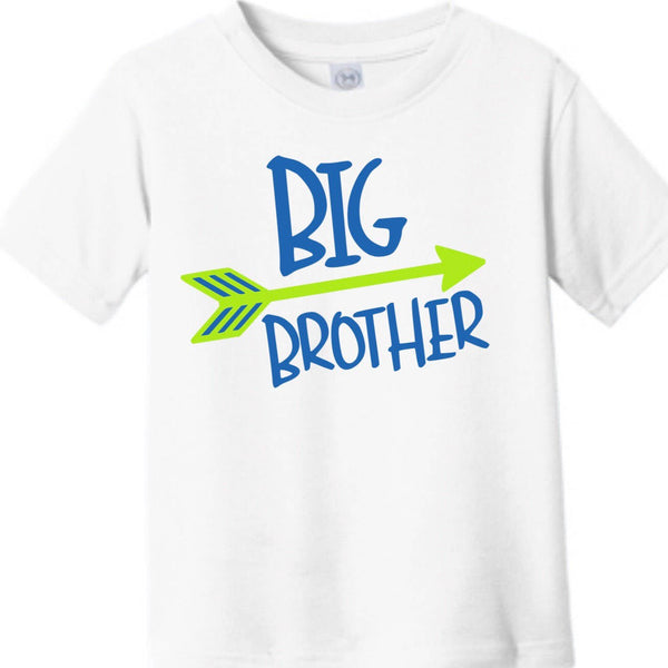 Big Brother Shirt Toddler shirt Boys shirt toddler big brother shirt for toddler new brother shirt baby shower gift