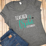 Teacher Tribe Shirt, Teacher Shirt, Teacher Shirts, Back to school shirt, Teacher Tee, Teacher Team Shirts, Graphic Tees, Gift for Teacher