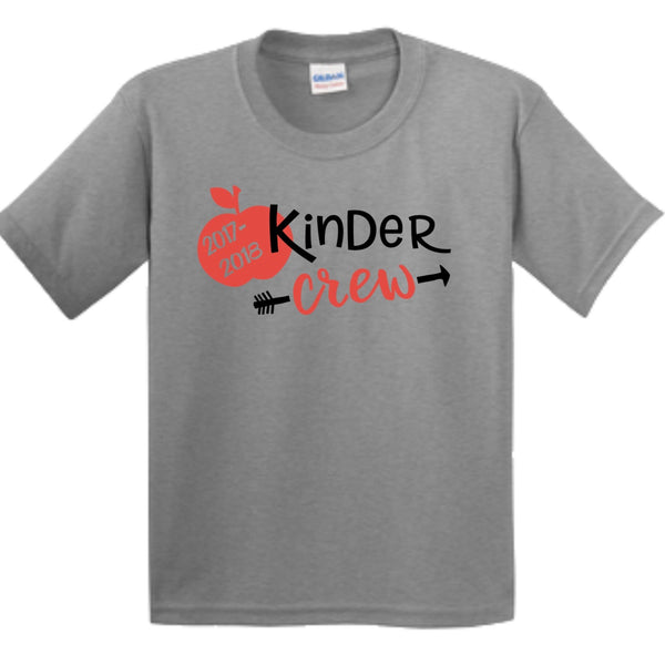 Sundown Kinder Crew Kids Shirt