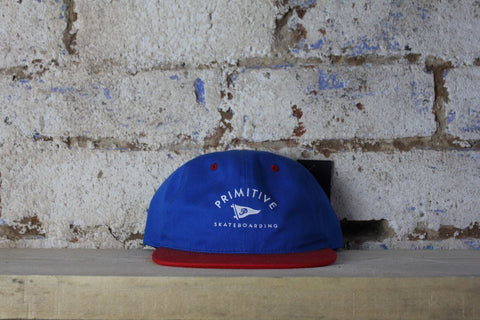 Primitive | Sports Cap | Red/Blue