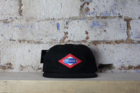 Pizza | Cap | Black
