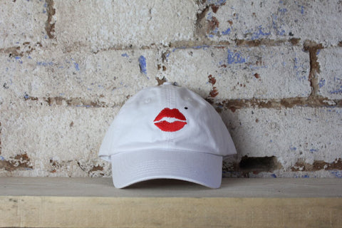 Diamond | Diamond x Marilyn Monroe Lips Cap | White