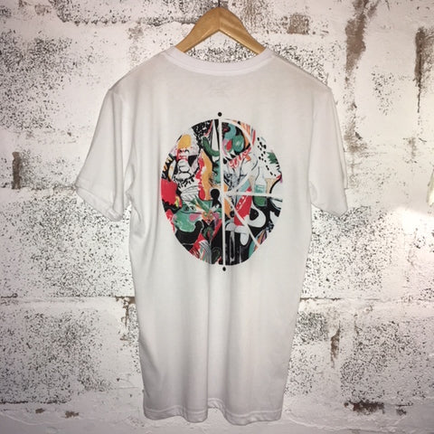 Polar | Ego Loss Tee | White