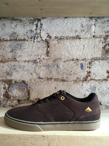 Emerica | The Reynolds Low Vulc | Brown