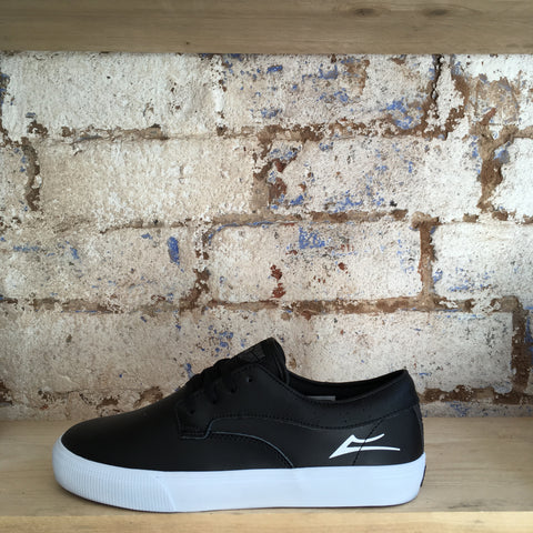 Lakai | Riley Hawk | Leather Black