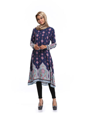 Indian Style Long Tunic
