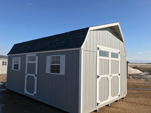 12X20 High Barn Wood Style Shed
