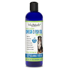 4 oz Fish Oil For Dogs
